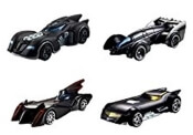 Mattel Cars: Hot Wheels Batman 75th Anniversary Set