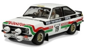 Scalextric Slotcars: Ford Escort mkII nº 19 Fisher Engineering