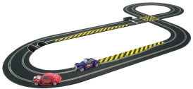 Scalextric Rennbahn Demolition Derby